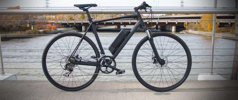 Daymak - EC1 Carbon Fiber Ebike